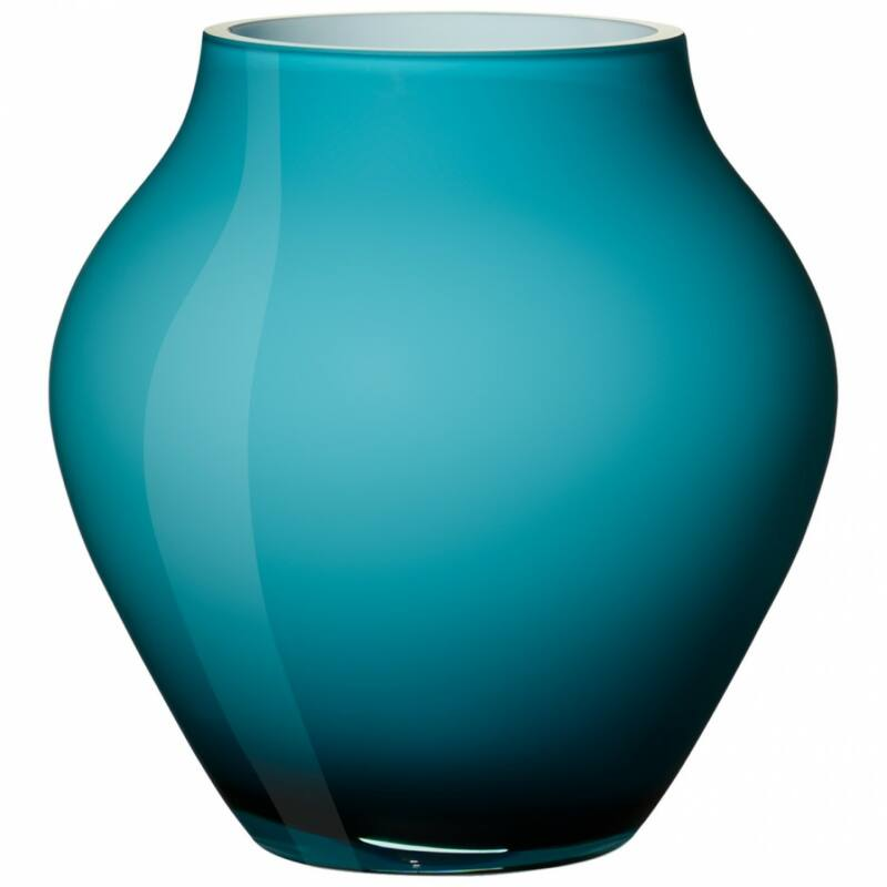 V&B Oronda Mini váza 12cm caribbean sea