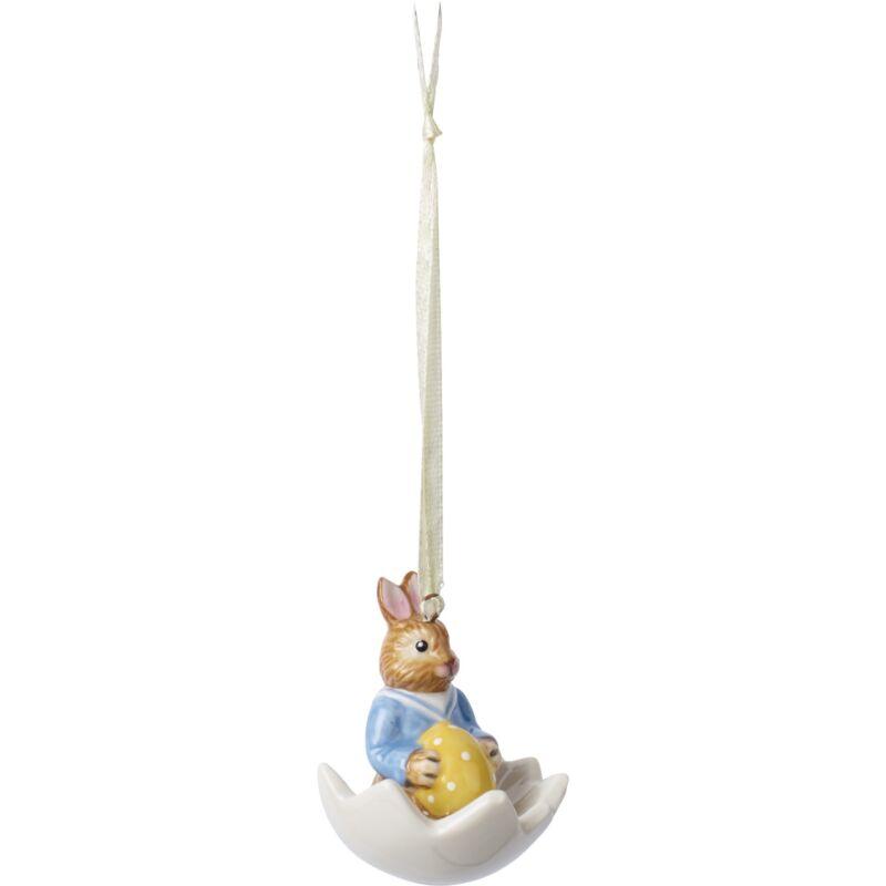 V&B Bunny Tales függő dísz 5,5cm, Max tojásban