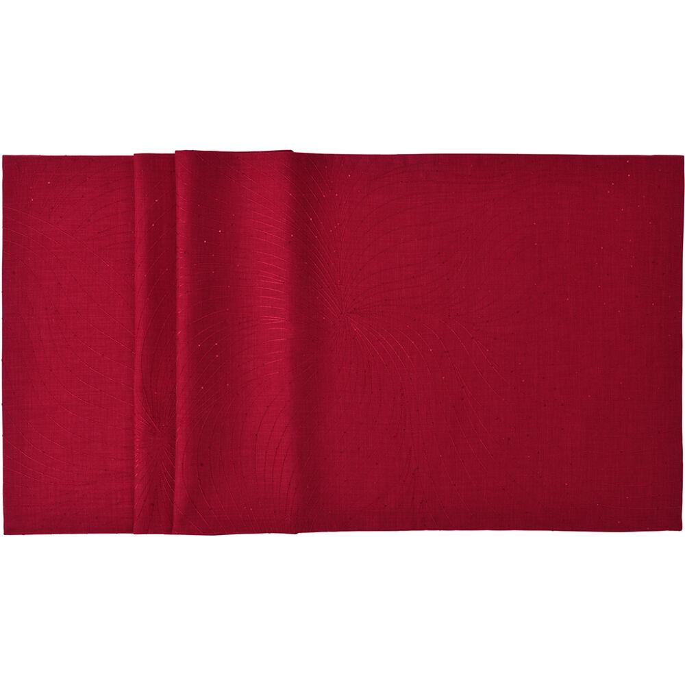 Sander asztali futó BEA 50x150cm FB01 piros