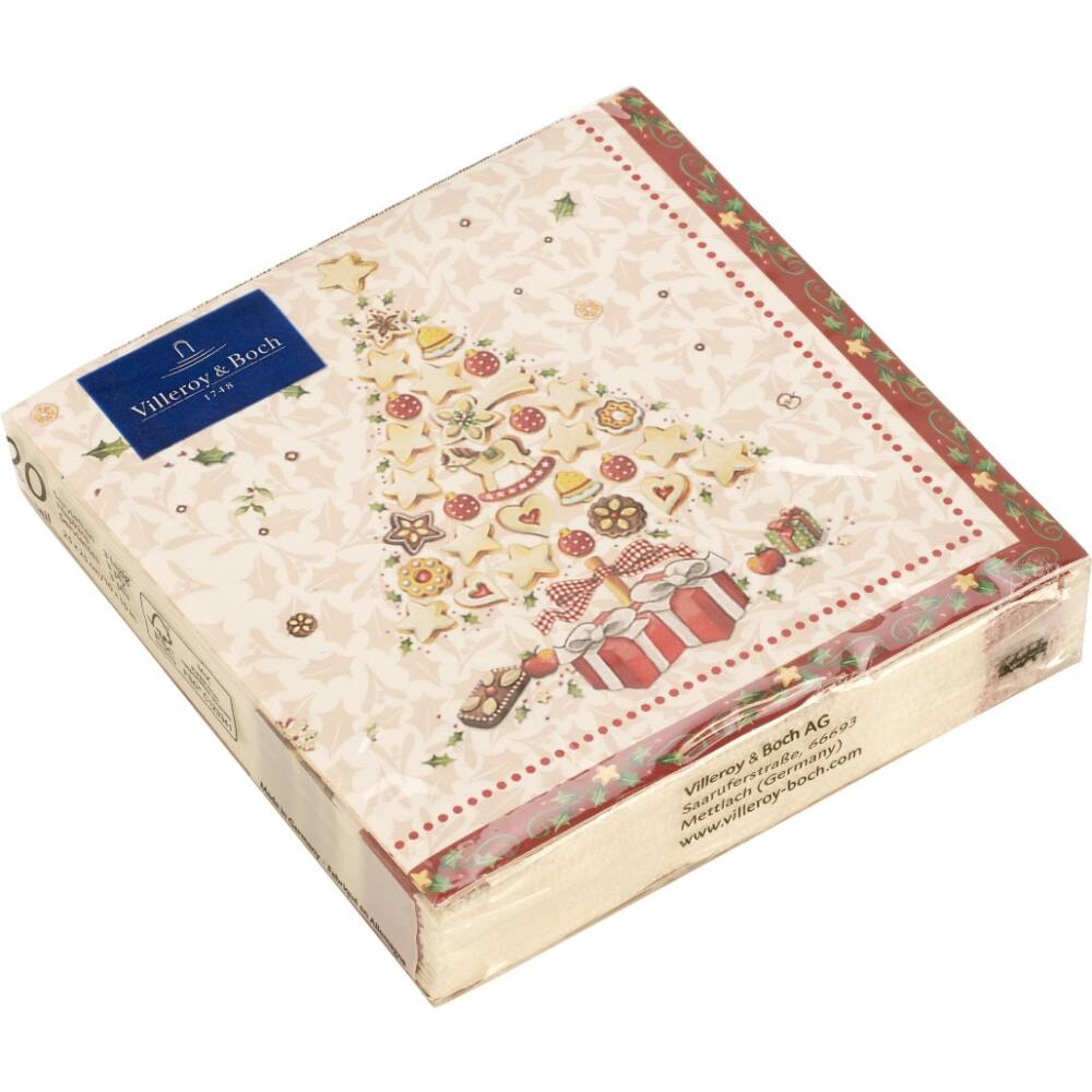 V&B Winter Specials papírszalvéta csomag 25x25cm Winter Bakery