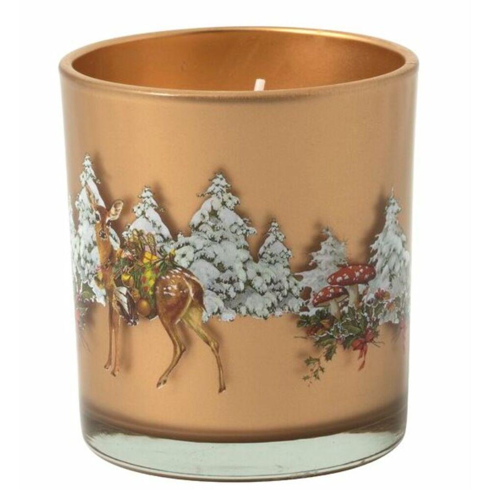 V&B Winter Specials gyertya üvegben, Angyalka