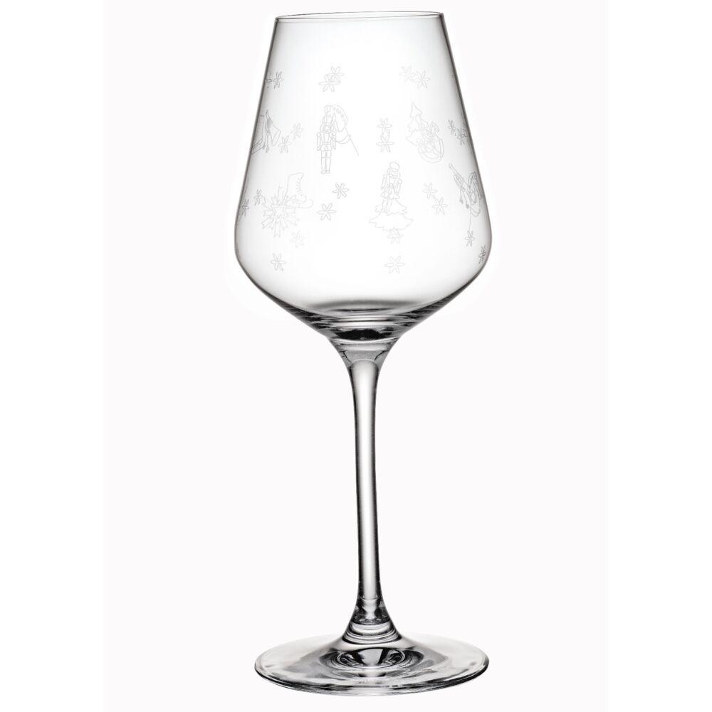 V&B Toy's Delight pohár szett 2részes fehérboros