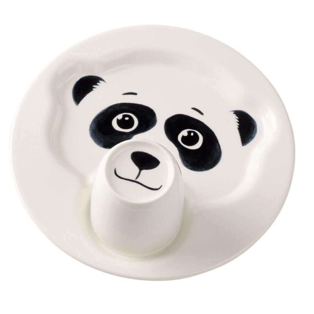 V&B Animal Friends tányér bögrével, panda
