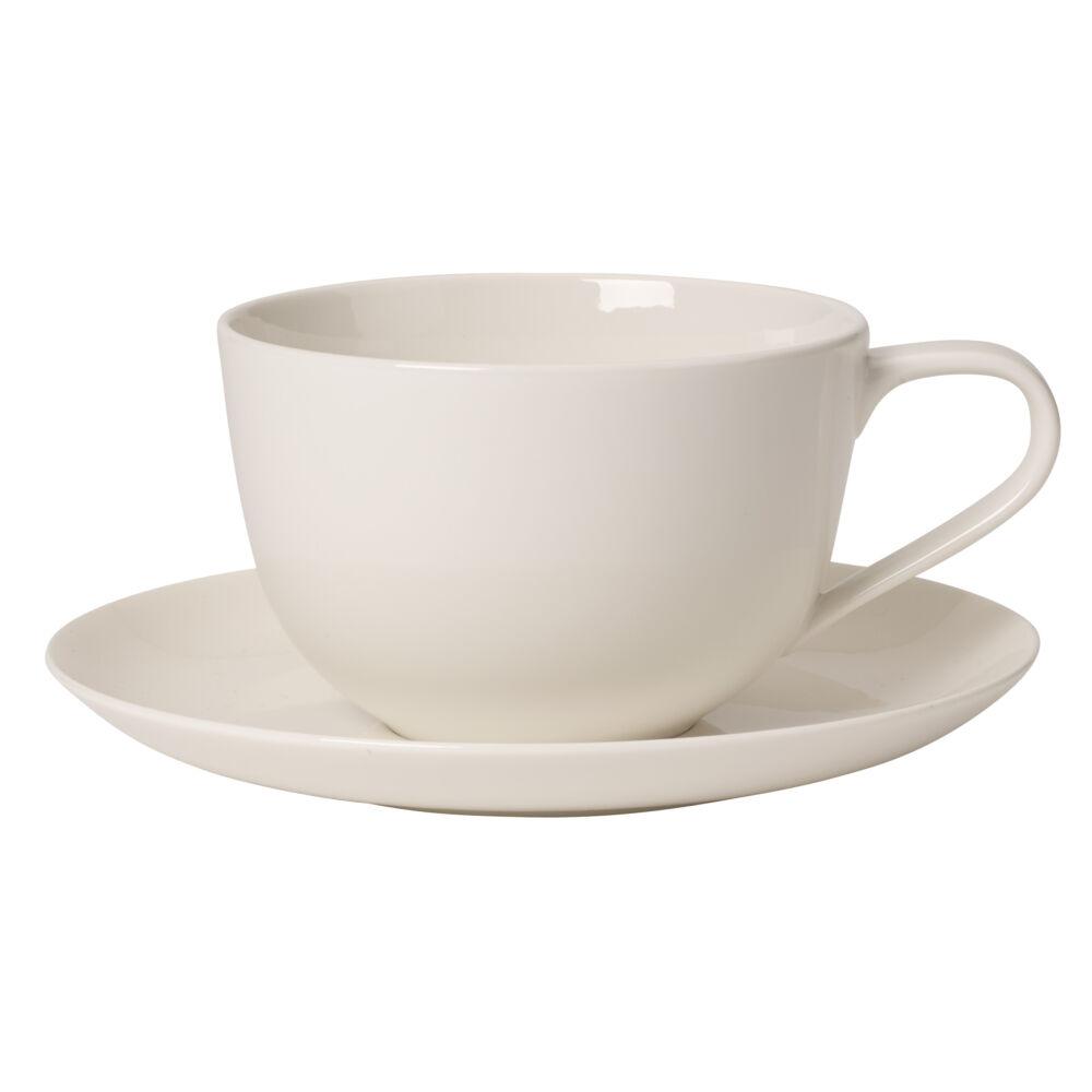 V&B For Me reggeliző csésze alátéttel