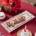 V&B Toy's Delight szögletes süteményes tál