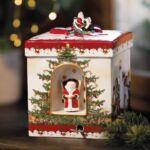 V&B Christmas Toys zenélő doboz szögletes, Gyerekek