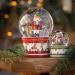 V&B Christmas Toys hógömb nagy, Diótörő