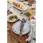 V&B Artesano Provencal Lavender lapostányér 27cm, virág mintás