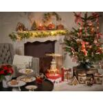 V&B Christmas Toys zenélő doboz, Mézeskalács házikó