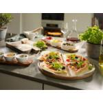 V&B Pizza Passion szószos-kínáló készlet 4részes