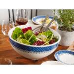 V&B Casale Blu salátás-köretes tál 28cm